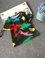 Cheap camouflage shirt Best cotton short