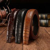 european fashion for men - 2015 Fashion brand Metal H series smooth Buckle mens belts luxury leather belt European style belts for Men