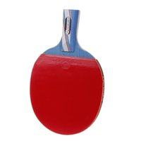 Wholesale Winmax WMY52415Z2 Star Sports Short Handle Ping Pong Racket Table Tennis Bat Red Black