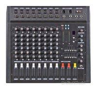 Wholesale Professional Audio Powered Amplifier Mixer Channels Double Graphic EQ Mixing Console Mezcladora De DJ Wx2 PMX806D