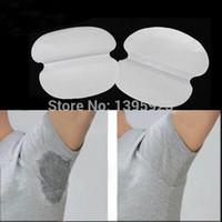 Wholesale 6pcs Pack Disposable Underarm Absorbing Sweat Deodorant Armpit Antiperspirant Pads