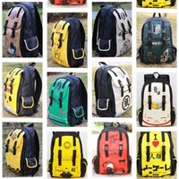 backpack one piece - 2016 new onslaught of giant backpack One Piece Luo Xuesheng bag