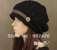 Wholesale knitted hat pop hat