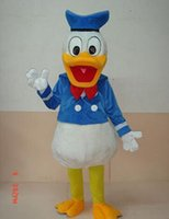 adults only movies - 2016 brand new Mascot Happy Donald Duck or Daisy Adult Mascot Costume FOR ONLY ONE
