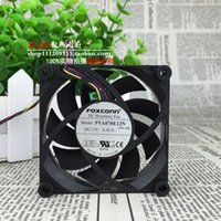 Wholesale FOXCONN PVA070E12N V A CM mm mm mm4 line cooling fan CPU fan