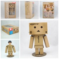 amazon tv movies - Amazon danboard cm Danbo anime Doll set PVC Action Figure Toy with LED Light Alternatively head toys
