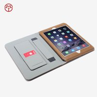Wholesale For iPad Air case Vintage Caseme PU Leather Mutifunctional Stand Case with armlet inside for ipad air2 High Quality