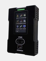 Wholesale Multi Biometric Professional Time Attendance Terminal With U Disk Download Data Facial Recognition System English Language VF400
