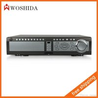 Wholesale HD CH Full D1 DVR Video Monitor Recorder Woshida