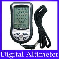 Wholesale digital altimeter barometer thermometer with Electronic compass MOQ
