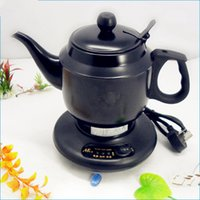 auto pots - electric tea pots stainless steel V electric tea kettle water kettle electric safety auto off function J14400