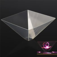Wholesale New Arrival Holographic Display Stand D Projector for inch inch Smart Phone Cell Phone