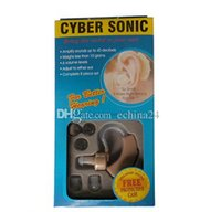adjusting device - Ear Care Hearing Aid BTE Hearing Aids Adjust to Ear Small Cyber Sonic Aparelho Auditivo Hearing Device