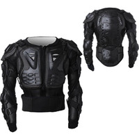 atv jackets - Motorcycle Parts Off Road Protector Spine Chest Gear Armor Clothing Full Body Protective Jacket Size M For Motorbike Standard Sport ATV Quad