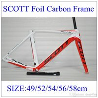 Carbon Fibre bicycle frame parts - 2015 Scott Foil Road Carbon Bike Frame Carbon Black Road Bicycle Parts UD Glossy With BB91 Quality Bike Frame cm Bike Parts