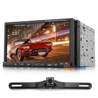 acura america - 7 quot Car DVD Player In Dash DIN GPS Bluetooth Camera GB SD America Map for iPod