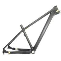 Wholesale Toray T800 Mountain Bicycle Frames er K UD Black Mountain Bike Frames BSA BB30 Design Carbon Fiber Material Hot Sale M