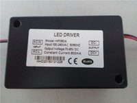 Wholesale LED grow light power supply W output V DC current mA Input AC V led grow light Aquarium lights driver