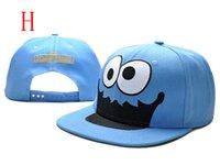 Wholesale Cartoon style snapbacks Baseball Hats Caps Adjustable Quality Snapbacks Snap back Hat Cap