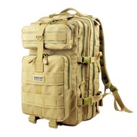 backpacks compact - New Tactical Backpacks Outdoor Backpacks MOLLE EDC L Nylon Fabric Solid Compact Assault Pack Summit Bag D