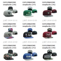 snapbacks - By DHL OR Fedex Mixed Order Snapbacks Snapback Baseball Hats Caps Adjustable Quality Snapbacks Snap back Hat Cap Good Prices