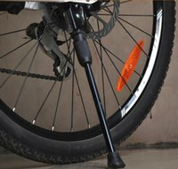 Wholesale Adjustable Bike Bicycle Cycling stand Side Replacement Kickstand Kick Stand Kit pin up