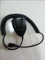 Cheap Wholesale-Original High-quality PTT Speaker MIC For TYT FM Transceiver walkie talkie DM-UVF10 MD-380 TH-UV8000D Ect Speaker Microphone