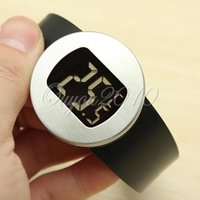 Wholesale Wrist Watch Creative Design Measure Red Wine Automatically Temperature Wine Thermometer K5BO