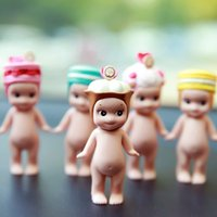 Wholesale New Original Sonny Angel Kewpie Doll cm PVC Mini Figure Cute Figurine Sonny Angel Toys For Kids