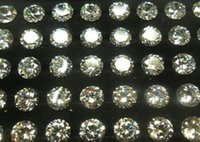 cubic zirconia stone - 100 MM White Color AAA Beads Cubic Zirconia Stones for Making Jewelry