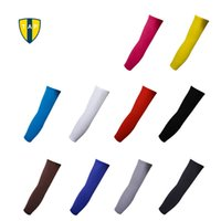 Wholesale New Cycling Arm Warmers Sleeves Cover Outdoor Bicycle Sun Protection Arm Sleeve breathable riding outfit