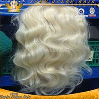 Cheap Top 7A Grade Best Full density Virgin Brazilian Thick Human Hair Wig 613 Color Cheap Human Hair Lace Front Wig Glueless Wig