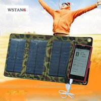 Wholesale Solar charger camouflage multi worlds and is W S TANG new mobile universal charging treasure power supply