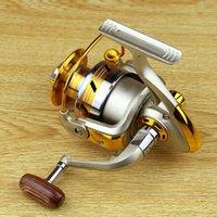 Cheap Novelty 10BB Ball Bearing Saltwater Freshwater Fishing Spinning Reel 5.5:1 #78893
