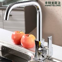 bib faucet - Kitchen faucet sink hot and cold vegetables basin faucet high quality bib tap