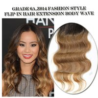 Cheap halo hair extension Best flip in hair