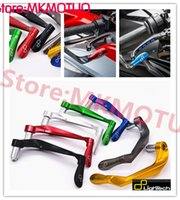 Wholesale lightech CNC Brake Clutch Protect Pro Levers Guard End Bar For S GSXR750 GSXR1000 GSXR1000 GSXR1000 GSXR1000