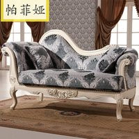 bedroom recliners - 2014 new French Paphia recliner chair European royal couch toffee factory price A819