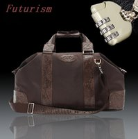 leather duffel bags - AAAA quality New Fashion Mens Travel handbags Duffel Bags travel duffel bags Fashion Mens leather Travel luggage bags LJJD1313