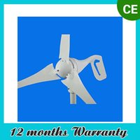 rectifier - Wind Turbine W Max W DC V Wind Turbine Generator Blades Carbon Fiber Wind Generator Built In Rectifier