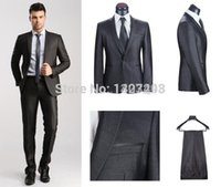 dress suit for men - Top Quality Stylish Business Suits Designer Homecoming Suits Fashion Dress Suits for Men Brand Wedding Tuxedo