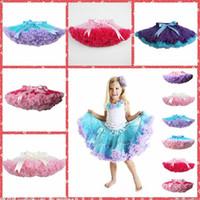 ballet petticoat - Ball Gown Kids Tutu Dresses Short Dance Skirts Soft Tutu Dress Ballet Skirt Children Petticoats Clothes For Girls Underskirt Cheap
