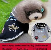 Wholesale Hot Sale Brand New Cotton Single Jacket Vest Winter Clothes For Dogs Pet Clothes Dog Shirt CF3865