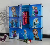 Wholesale 2015 frozen furniture frozen Receive ark Children receive ark Children s DIY receive ark Fashion festival gift grid K55