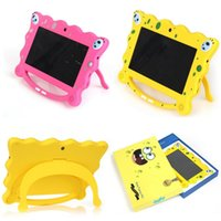 Wholesale Spongebob Kids Tablet PC Inch Allwinner A23 Dual Core Android MB GB Tablet PC For Children