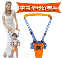 Wholesale Factory direct baby toddler belt basket type Anti lost baby learning to run with the protective tape