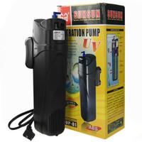 Wholesale JUP W UV Sterilizer Submersible Filter Pump Aquarium GAL TE46