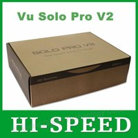 Cheap Receivers vu solo pro Best DVB-S Ali3606 vu solo