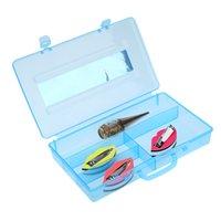 Cheap Wholesale-Cosmetic Case Makeup Tools Box Professional Manicure Nail Art Tool Box Plastic Case Cosmetic Makeup Craft Salon Kit