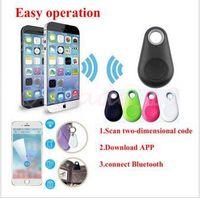Wholesale 1000pcs CCA2956 New Bluetooth Anti Lost key Alarm Tracer Camera Remote Shutter IT iTag Antilost Alarm Selftimer Smartphone Bluetooth